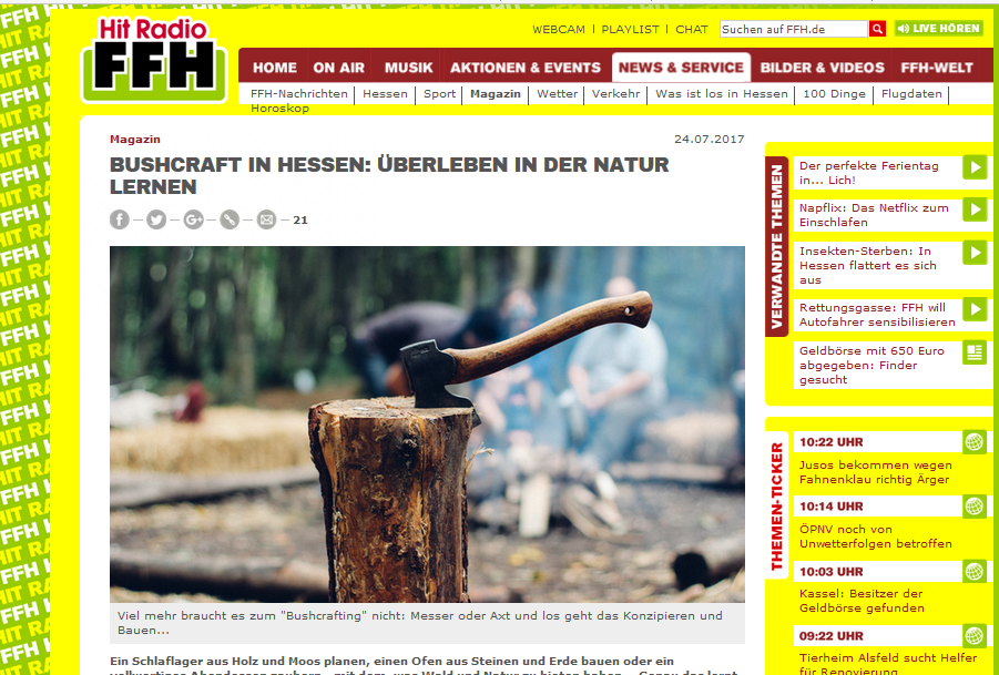 Screen Hitradio FFH